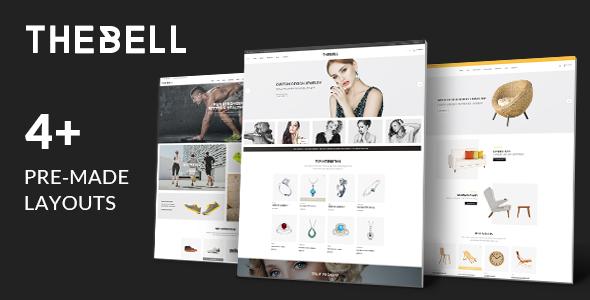 Thebell v1.0 - Multipurpose Responsive Opencart Theme