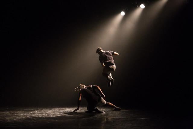 Atração Mostra Contemporânea de Dança - Cia Hibrida - 35º Festival de Dança de Joinville