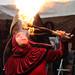 Bufón lanza-fuego por laap mx