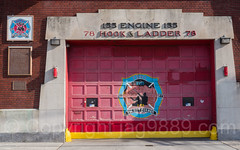 FDNY Firehouse Engine 155 and Ladder 78, New Brighton, New York City