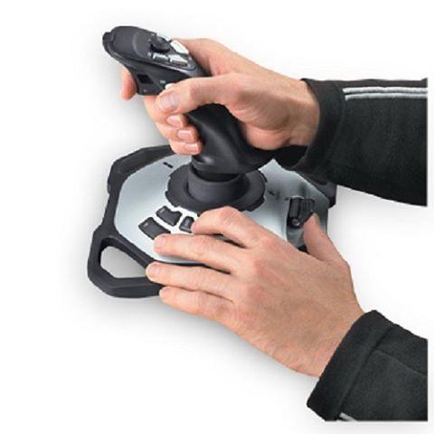 Ready Stock!!! Logitech Extreme 3D Pro Harga: Rp 480 000