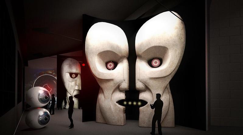Pink Floyd Sergisi
