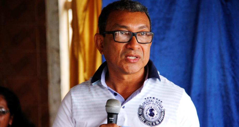 Chico Alfaia, prefeito de Óbidos