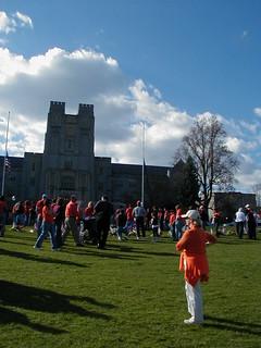 Virginia Tech, April 17–21, 2007