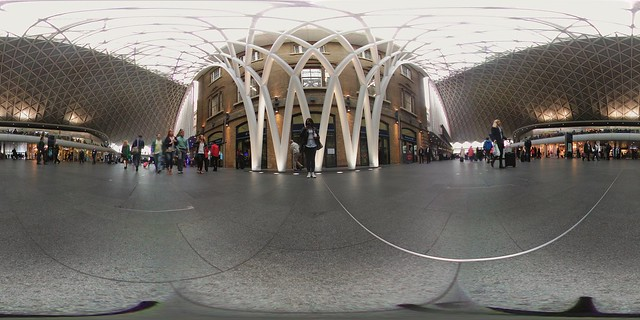 King's Cross Station - Exhibition Site