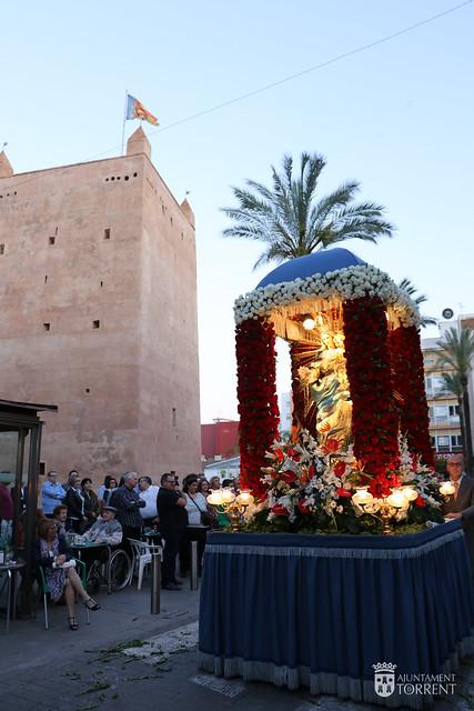 Processó Mare de Déu del Rosari