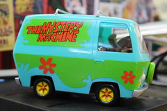 "Scooby Doo ""The Mystery Machine"""