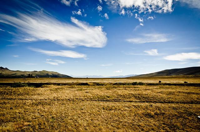 La pureté du ciel, Nikon D7000, AF-S DX VR Zoom-Nikkor 16-85mm f/3.5-5.6G ED