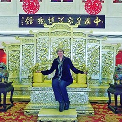 I was an #Empress in #China. Now I am #nobody in #America. Read my #blog to find out why: http://lonnalisawilliams.wordpress.com/