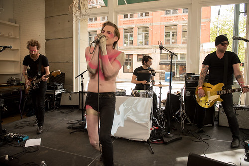 J GRGRY Live on KEXP @ Upstream Music Fest