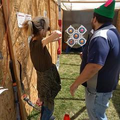 More archery. #conejovalleydays