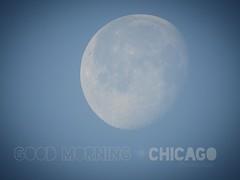 Good Morning Chicago!