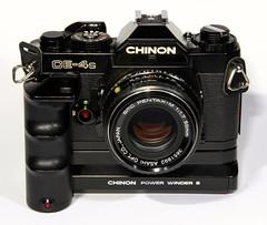Chinon Film Cameras