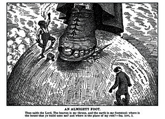 An Almighty Foot (Truth Seeker, October 15, 1892)