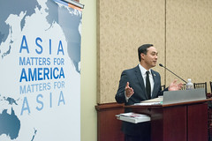 Representative Joaquin Castro (D-TX), Co-Chair, Congressional Caucus on ASEAN