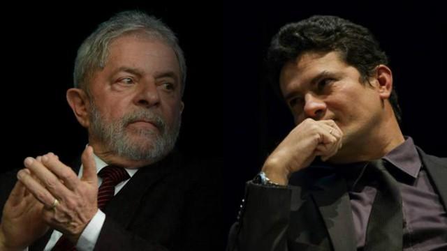Lula é condenado sem provas a 9 anos por Moro; decisão não impede candidatura