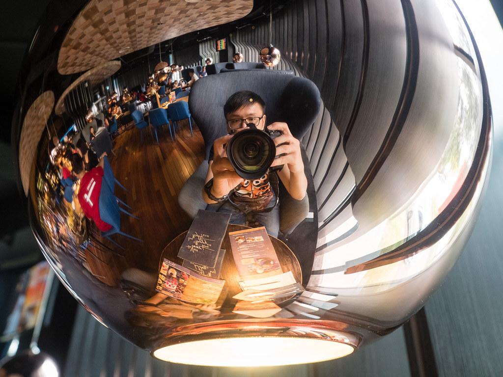 Inside Take Eat Easy Modern Bakery & Cafe at Bandar Menjalara, Kepong
