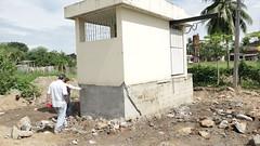 Inspeccionan estación de bombeo para aguas servidas de San Antonio