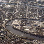 Aerial View of Passaic, NJ