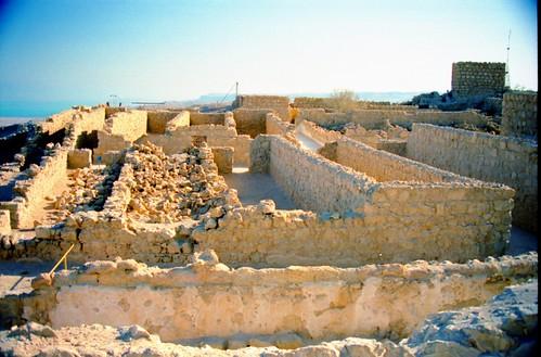 isreal cumran 1999 deadsearegion