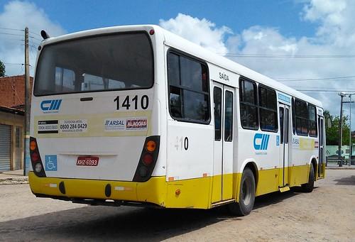 CM Transporte e Turismo Ltda. 1410