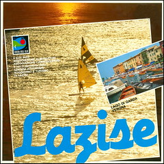 5854 PR Lasize Lago di Garda Riviera degli olivi 1987. Ilijana Mladenka VT