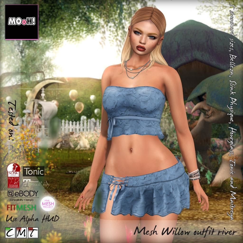 Willow outfit river - SecondLifeHub.com