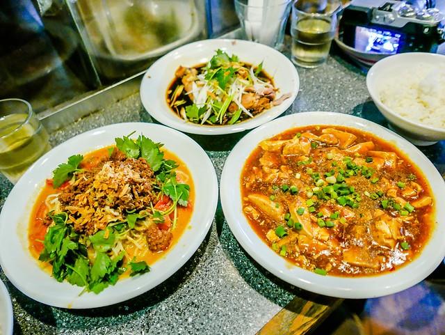 【孤獨的美食家地圖+實訪之十三】【東京-明治神宮美食】鉄板中華青山シャンウェイ