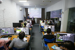 Corona Render Vietnamese. Training program