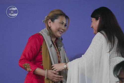 Welcome by Holy Sister Bindiya Chhabra Ji