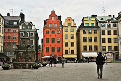 The oldest public square in Stockholm, the historical centre on which the medieval urban conglomeration gradually came into being.