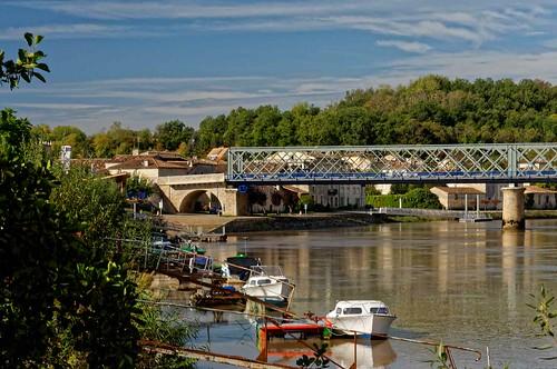 Gironde: Libourmais - Branne - Les bords de la Dordogne