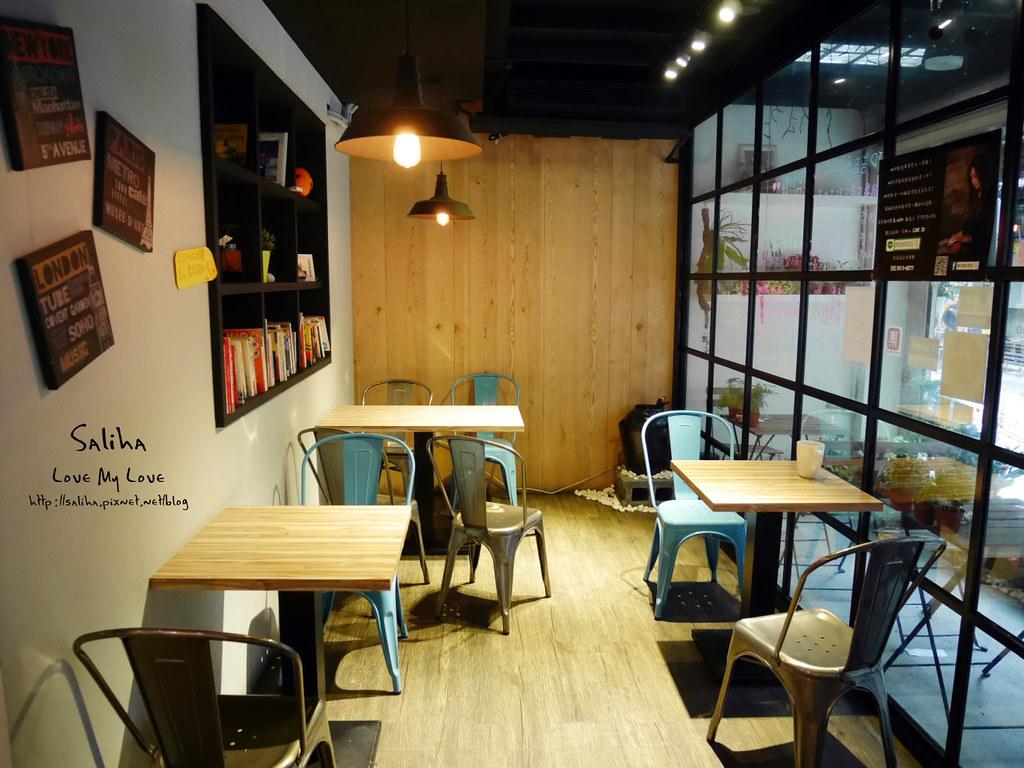 七張大坪林站附近餐廳美食不限時咖啡館推薦T.D. Cafe (8)