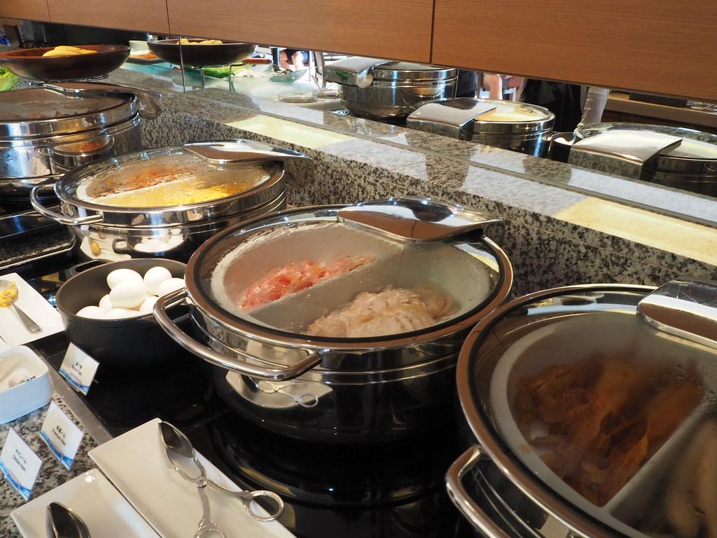 ヒルトン北谷朝食