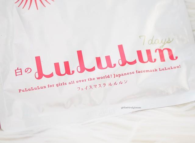 LuLuLun Face Mask3