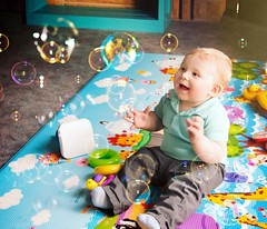 I :sparkling_heart:bubbles #bubbles #soapbubbles #magic #childhood #babies #colorful #rainbow #magicofchildhood #iamone