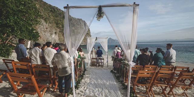 El Nido - Palawan Wedding (Bartos + Karen) (19)