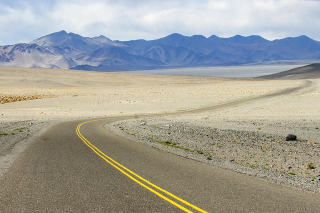 It's a long and winding road to Antofagasta de la Sierra