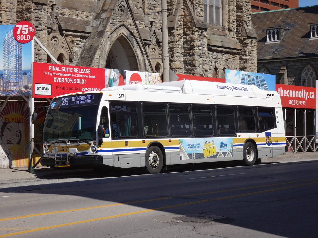 HSR Nova Bus LFS CNG 1517