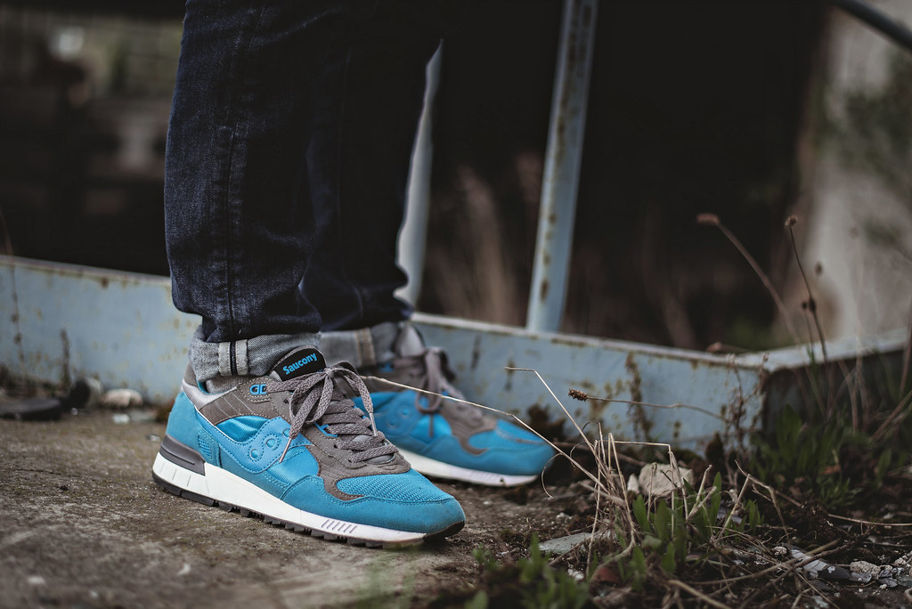 the best attitude a6518 b4018 Saucony Shadow 5000 x Solebox