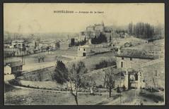 Montéléger - Avenue de la Gare