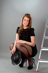 Black style of Anya [34449099222]
