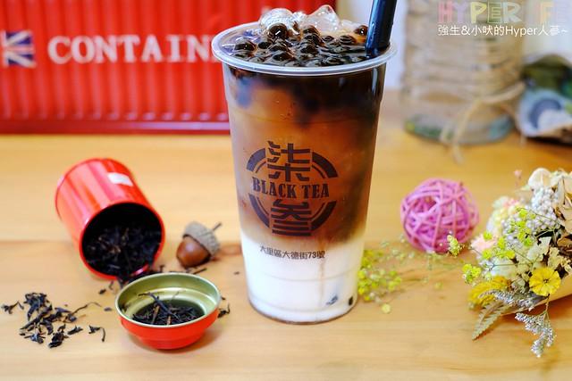 柒叁black tea (12)