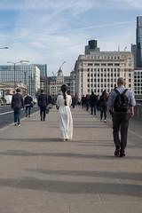 On London Bridge
