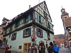 2016.12 FRANCE - Alsace - RIQUEWIHR