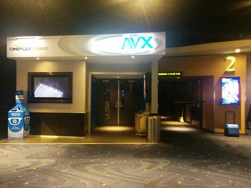 Cineplex Queensway