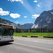 The Valley Shuttle- Yosemite National Park