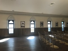 Crossbasket Ceremony Hall