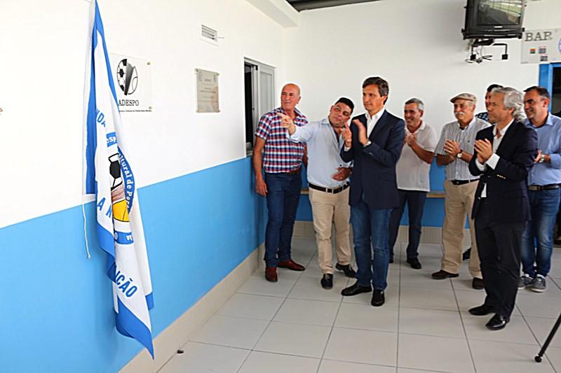 Paulo Cunha inaugurou balneários da ADESPO  (2)