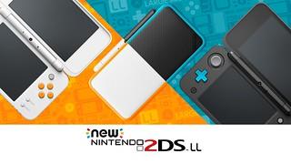 輕薄可折疊!任天堂新掌機「New Nintendo 2DS LL」發表,將於 07 月 13 日發售!